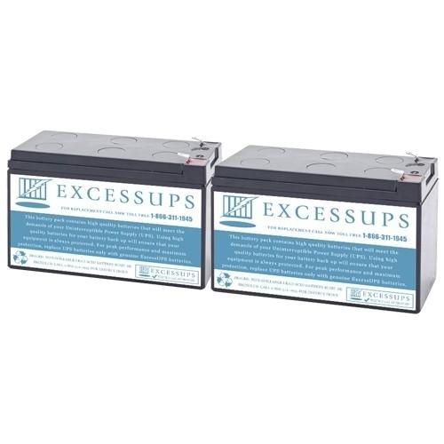 Tripp Lite SMX750SLT Battery set