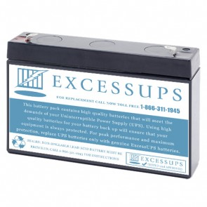 HP ELECTRO CARDIOGRAF Battery