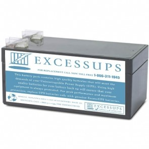 BE350T- Battery for APC Back UPS ES USB 350VA