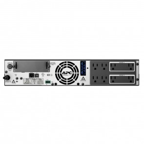 APC Smart-UPS X 1000VA 800W RM 2U LCD 120V SMX1000 - Refurbished