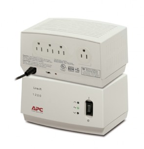 LE1200 APC Line-R 1200VA Automatic Voltage Regulator