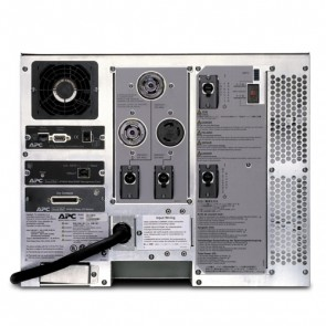APC Symmetra RM 6kVA 4.2kW N+1 RM 6U 208V SYH6K6RMT - Refurbished